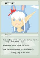 Trading Card ID by silvereelve