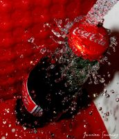 Coca Cola Splash! by cheekz-jess