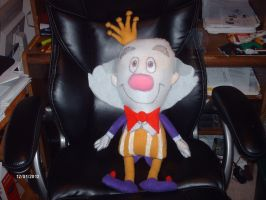 Life Sized King Candy by PlushBuddies