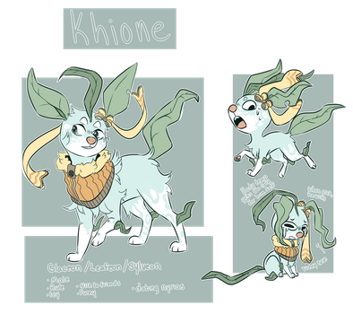 .:CO:. Khione Ref by Tuxiie