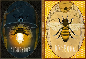 Daybook Nightbook by Koukouvayia