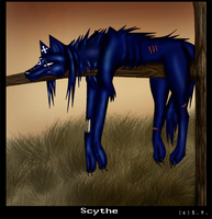 AT: Scythe by Axelwolf