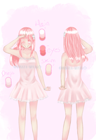 Simple adoptable- 150 points! by Hinata-Miyako