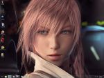 Final Fantasy XIII Win 7 Theme by yonited