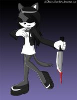 Jane the Killer (Sonic Style) by xXCharleneBrendsxX