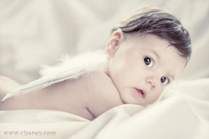 Little Angel by ciseren