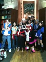 999 - Otakon 2011 Group by KeroTrigger