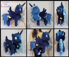 Luna Plushie for Sale by Stormie-Skies