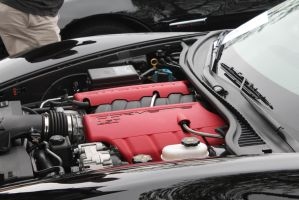 Corvette Z06 Engine Bay by Eclipse--Designs