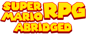 Super Mario RPG Abridged Logo by KingAsylus91