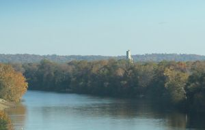 The Chattahoochee River by Rjet33