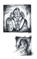 Bioshock portraits by ShadowSnake67