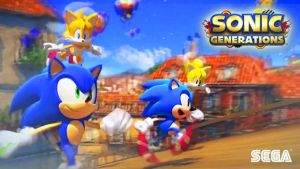 Sonic Generations wallpaper 7 by Andrelevydeoliveira