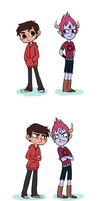 Tom vs Marco by NonexistentWorld