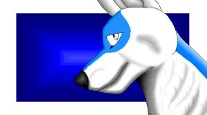 .:G:. Jeremy in MS Paint by FlamewolfTheWhite