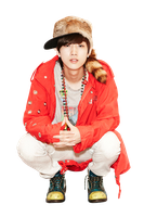 Jinyoung - B1A4 PNG by anime1991