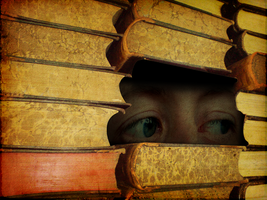 Library Eyes by Tasty-Burger