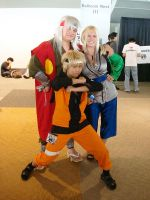 Naruto:Just like a Family by astachan
