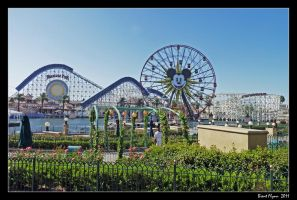 Disneyland by DarthIndy