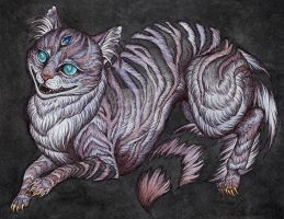 Cheshire Cat by CaitlinHackett