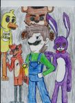 Five nights at Luigi's by FF0