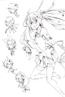 Vocaloid by CATGIRL0926
