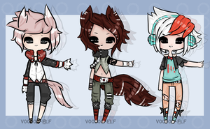 Those adopts {AUCTION} taken by Voodoo-Elf