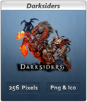 Darksiders - Icon 2 by Crussong