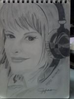Hayley Williams from Paramore by met14