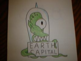 Earth Capital by Freddyferd