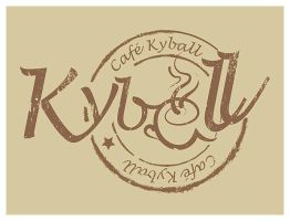 Cafe Kyball Coffee Shop by lKaos