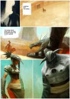 Gladiator life_Comic_PG003 by Zeen84