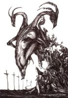 Th Goat Of Mendes by black-metal