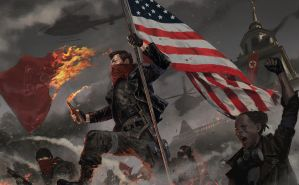 Homefront-The Revolution entry by SilviuSadoschi