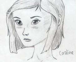 Coraline by freeza-frost