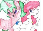 We're The Best Ponies Around... by AsiaTheAnimator