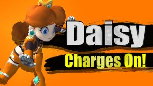 Daisy Charges On! by PortalMasterDan64