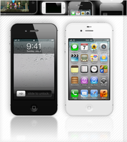 iPhone 4S PSD by iEatSoxLikeAnimal