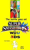The New Mii Fighters by Badboylol