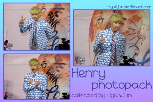 Photopack Henry (SJ-M) collected by HyukJun by HyukJun