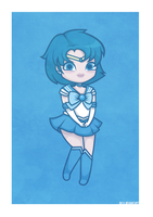 Sailor Mercury by beyx