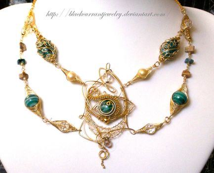 Royal Beauty by blackcurrantjewelry