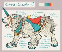 Ref: Carousel Crusader by Zieu
