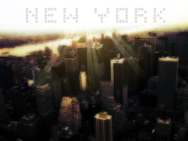 New York by Booler