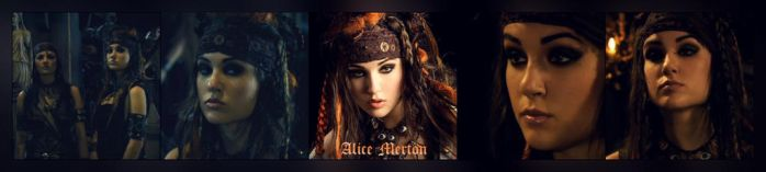 Alice Merton the Pirate Princess by Mnemosyne-Mapple