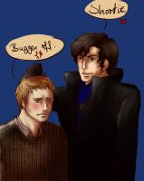 shortie . johnlock by nightmarez0mbie
