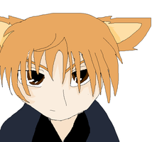 Kyo From Fruits Basket. First Attempt! by sonicexpertfan10