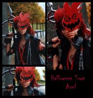 Halloween Town Axel by KellyJane