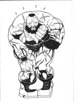 Zangief scared of............? by Wedge40