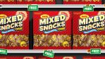 Mixed Snacks One by biz20